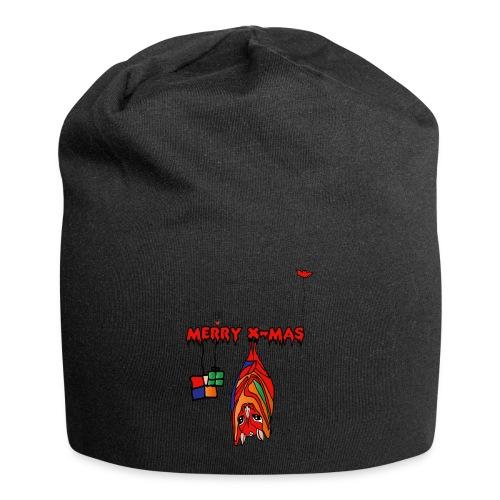 Merry X-MAS - Jersey-Beanie