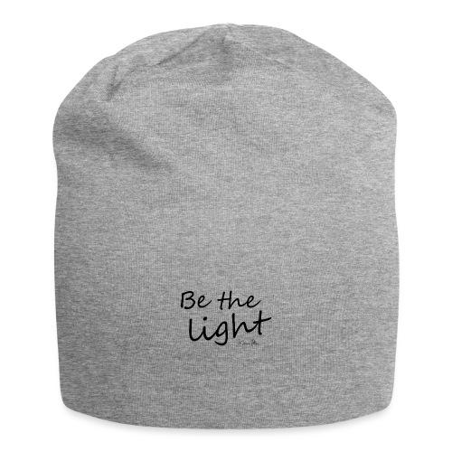 Be the light - Bonnet en jersey