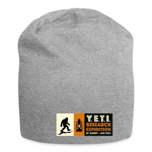 A la recherche du Yeti - Bonnet en jersey