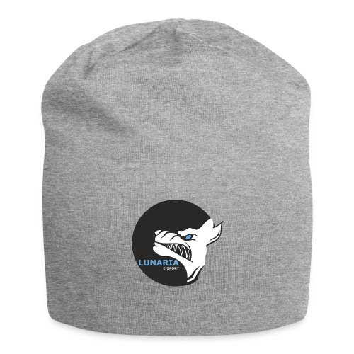 Lunaria_Logo tete pleine - Bonnet en jersey