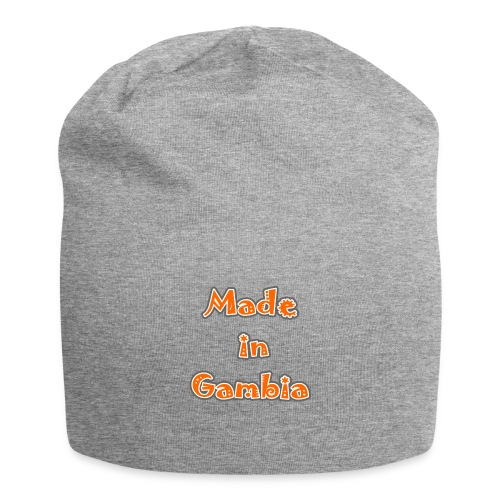 Made in Gambia - Jersey Beanie