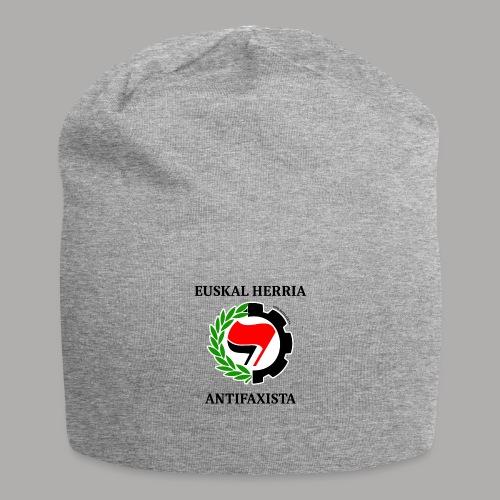 EH antifaxista pour fond clair - Bonnet en jersey