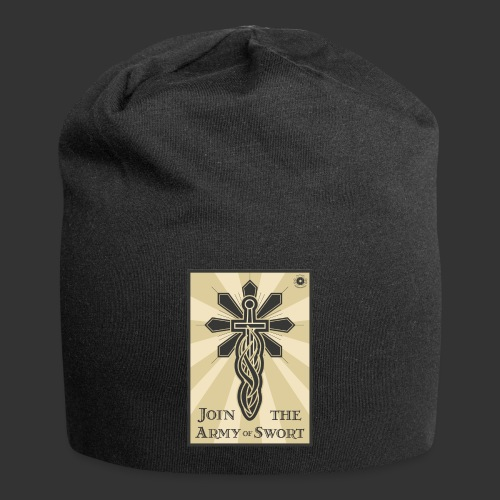 Join the army jpg - Jersey Beanie