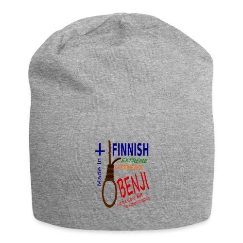 FINNISH-BENJI - Jersey Beanie