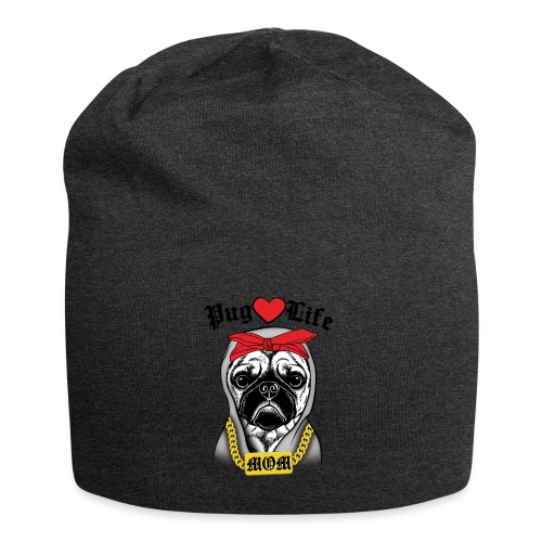 Pug Life - Jersey Beanie