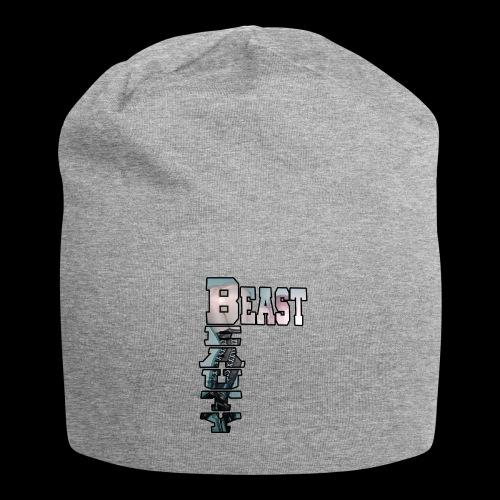 BEAST AND BEAUTY - Bonnet en jersey