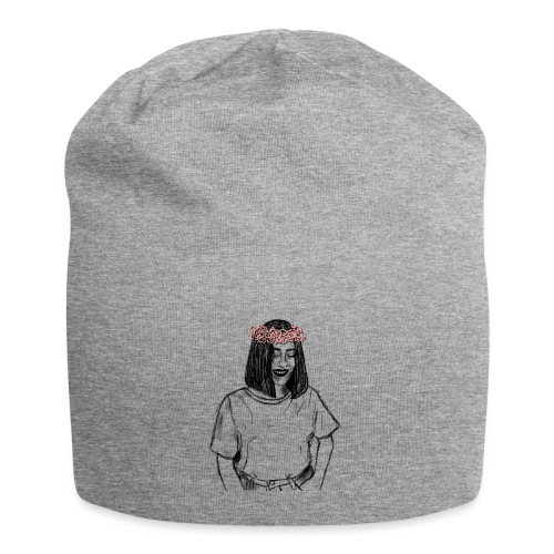 ALYSIAN OUTLINE - Beanie in jersey