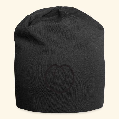 fruits and veggies icons peach 512 - Jersey-Beanie