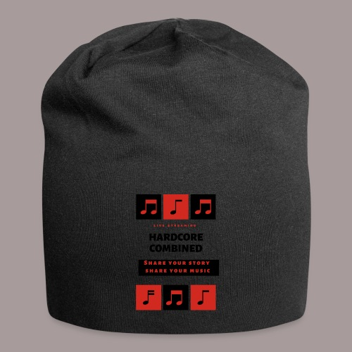 Share your story share your music - Jersey-Beanie