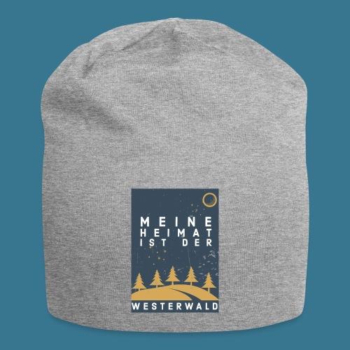 Heimatliebe Westerwald - Jersey-Beanie