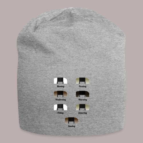 Life Of Cotton - Jersey-Beanie