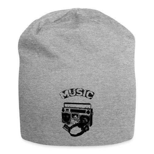 musik1 - Jersey-Beanie