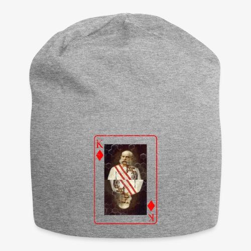 Kaiser Franz von Österreich spielkarte - Jersey-Beanie