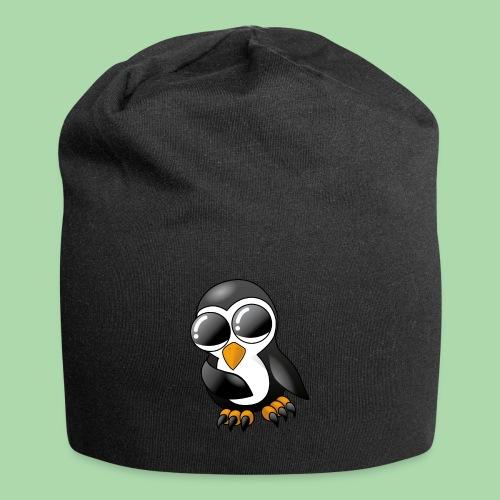 Pengu der keine Pinguin - Jersey-Beanie