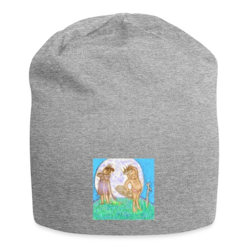 Arthur & Guinevere.. before things got complicated - Jersey Beanie