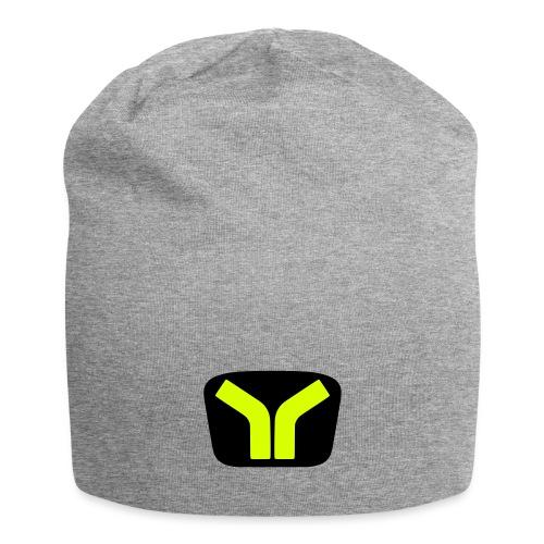 Yugo logo colored design - Jersey Beanie