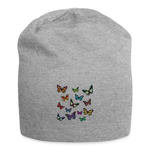 Butterflies flying - Jerseymössa