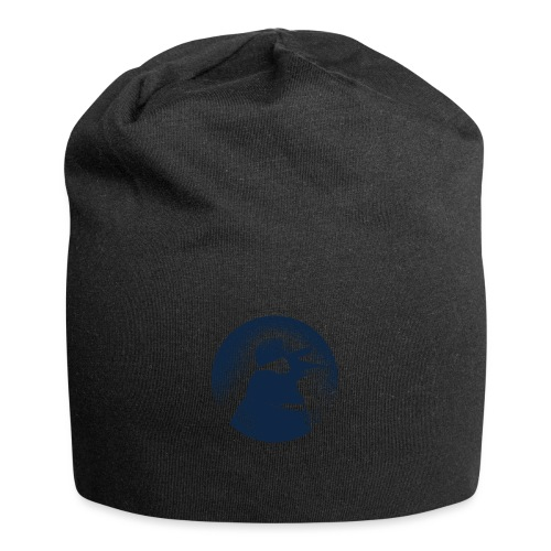 Pinguin dressed in black - Jersey Beanie
