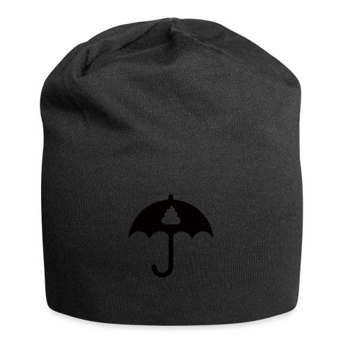 Shit icon Black png - Jersey Beanie