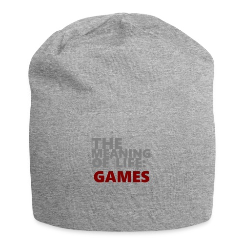 T-Shirt The Meaning of Life - Jersey-Beanie