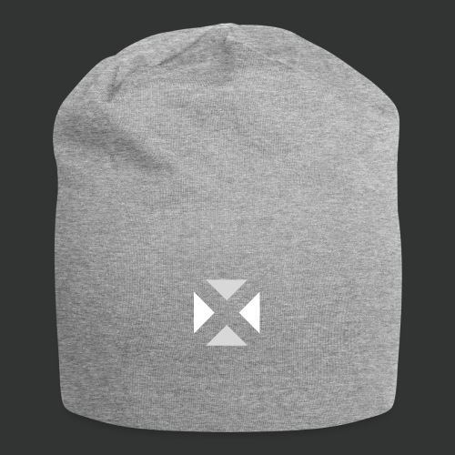 hipster triangles - Jersey Beanie