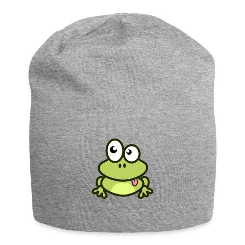 Frog Tshirt - Jersey Beanie