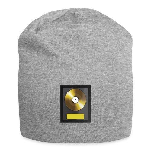 Goldene Schallplatte - Jersey-Beanie