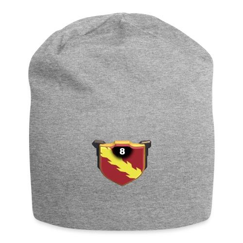 ESCUDO-01 - Gorro holgado de tela de jersey