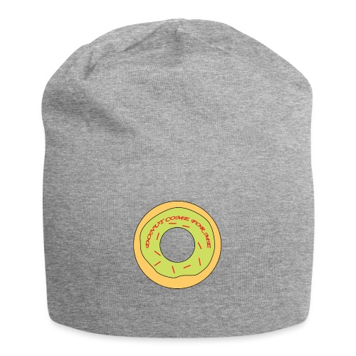 Donut Come For Me Red - Jersey Beanie
