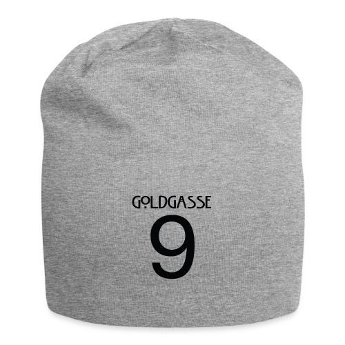 Goldgasse 9 - Back - Jersey Beanie