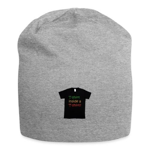 mars-one-drawing-tshirt-black - Jersey-Beanie