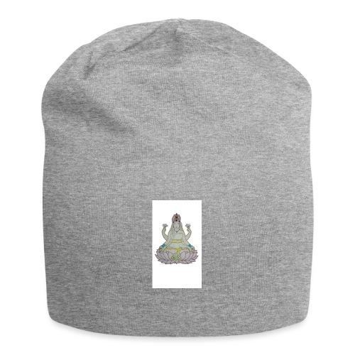 lotus - Gorro holgado de tela de jersey