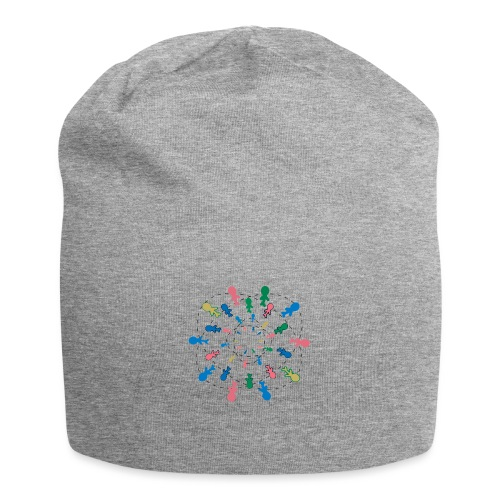 People of the word ( Type 1) - Beanie in jersey
