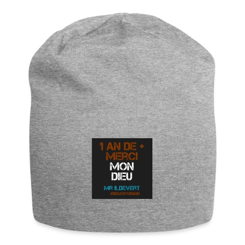 MMD - Bonnet en jersey