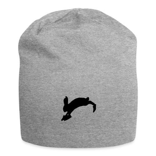 Bunny_Logo_Black - Jersey-Beanie