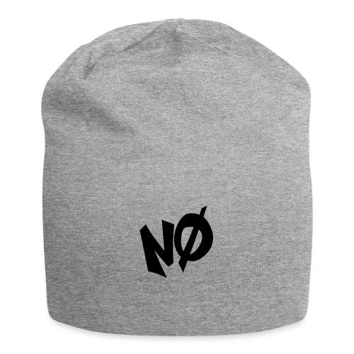 N0 - Gorro holgado de tela de jersey