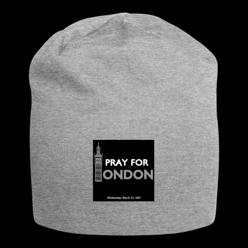 PRAY FOR LONDON - Bonnet en jersey