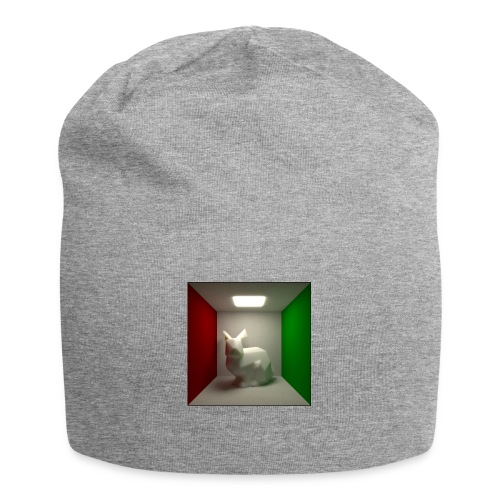 Bunny in a Box - Jersey Beanie
