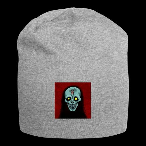 Ghost skull - Jersey Beanie