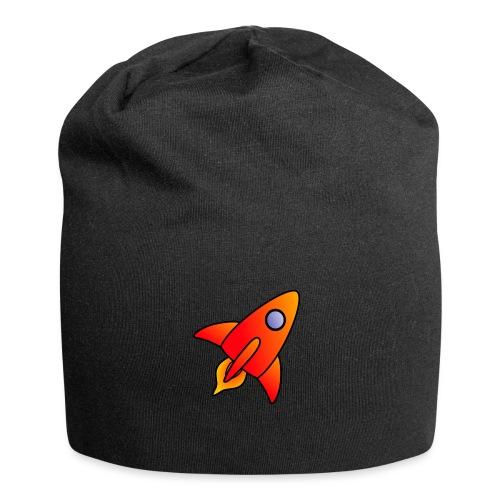 Red Rocket - Jersey Beanie
