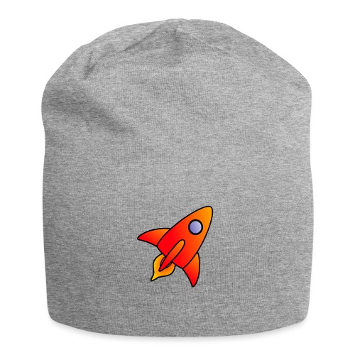 Red Rocket - Jersey Beanie
