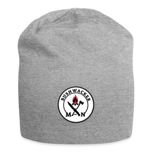 bushwackers logo white - Jersey Beanie