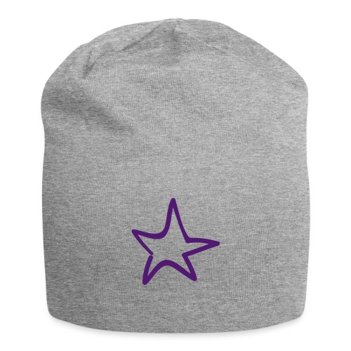 Star Outline Pixellamb - Jersey-Beanie