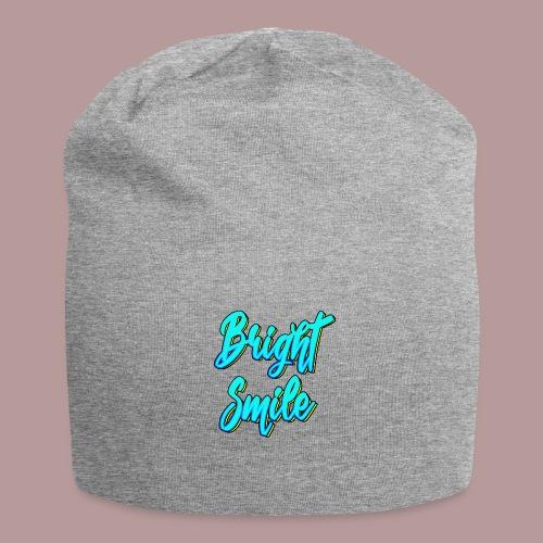Bright smile bleu fluo - Bonnet en jersey