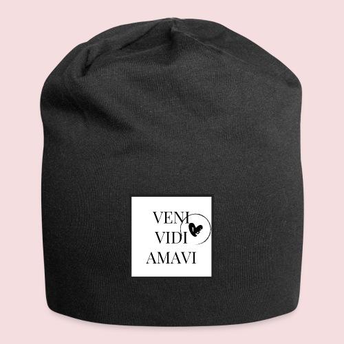 Veni Vidi Amavi - Jersey-Beanie