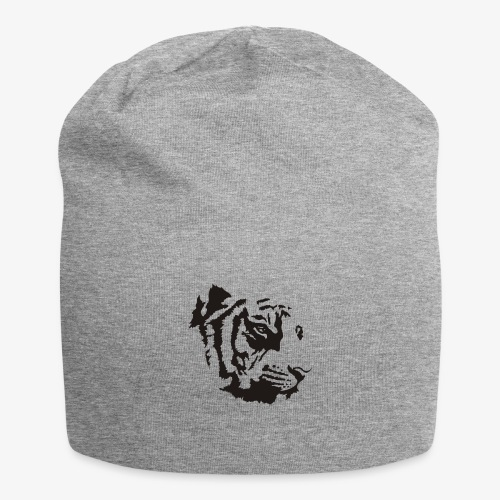 Tiger head - Bonnet en jersey