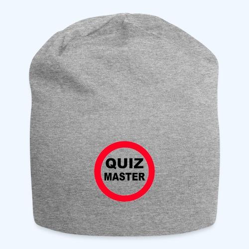Quiz Master Stop Sign - Jersey Beanie