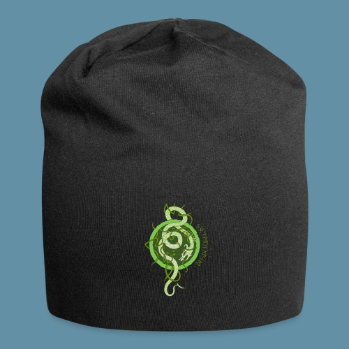 Jormungand logo png - Beanie in jersey