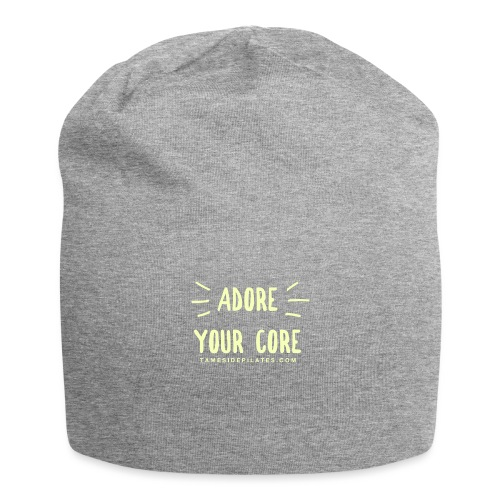 Adore Your Core - Jersey Beanie