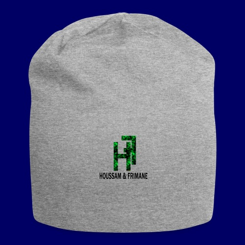 h&f - Beanie in jersey